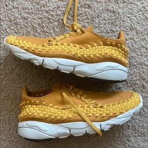 Nike Yellow Sneakers